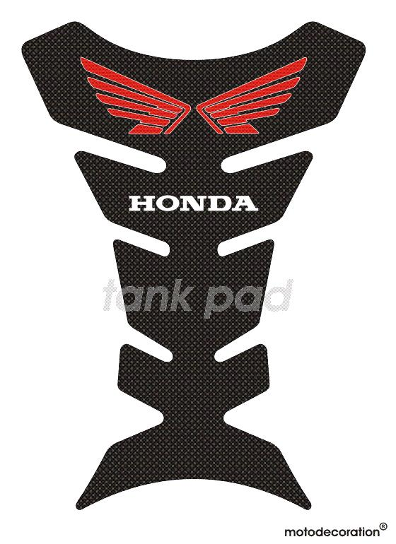 Honda protezione per serbatoio en resina robusta e adattabile